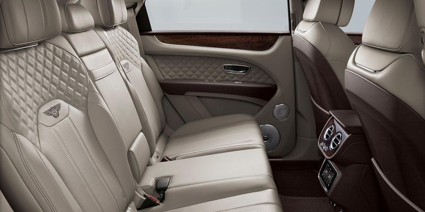 Bentley New Bentayga V8 Details